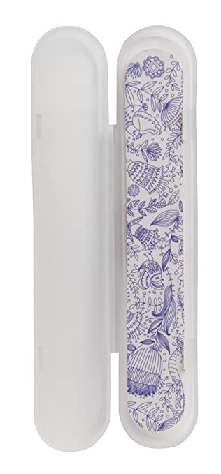 Amazon.com : Diane Nail File in Plastic Travel Case, 24 Count : Beauty