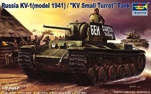 Trumpeter 00356 Russia KV-1 (1941) - Tanque a escala 1:35