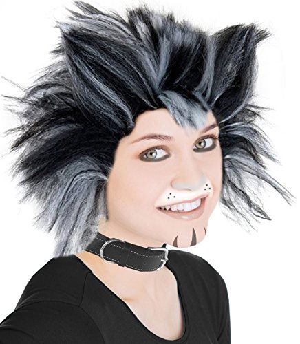 Cats Musical Wig Black Cats Costume Wig Cats Musical Wig Costume