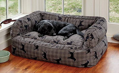 Orvis Comfortfill Couch Dog Bed/Large Dogs 60-90 Lbs