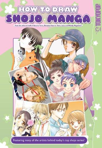 Read Online How to Draw Shojo Manga pdf
