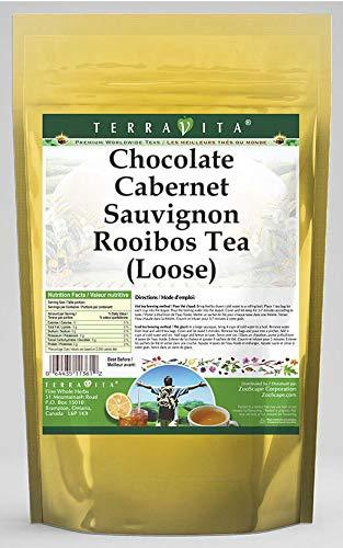 Chocolate Cabernet Sauvignon Rooibos Tea (Loose) (8 oz, ZIN: 544319) - 3 Pack