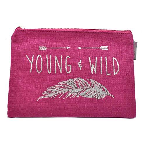 Pochette et Collection Rose CMLPB Wild Young 7pnxOqzwOA