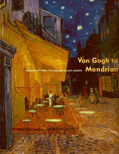 Museum Modern Art Van Gogh - 9