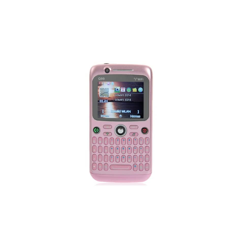 Q99 Tv+ Quad Band Dual SIM Card Cell Phone Cell Phones & Accessories