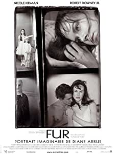 Fur: An Imaginary Portrait of Diane Arbus Poster Movie French 11x17 Nicole Kidman Robert Downey Jr.