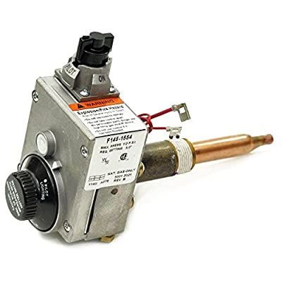 Kenmore F145-1554 Water Heater Gas Control Valve
