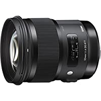 Sigma 50mm F1.4 DG HSM Art Lens for Canon Cameras - (Certified Refurbished)