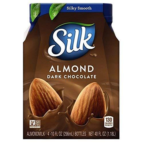 SILK, ALMOND MILK, DK CHOC, ASEP - Pack of 3 - Choc Spread