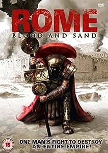 Rome, Blood & Sand (Empire) [DVD] [Reino Unido]