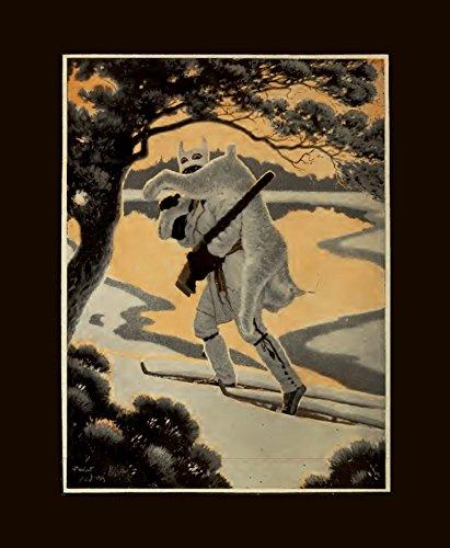 the-lynx-hunter-arthur-heming-circa-1923-art-print