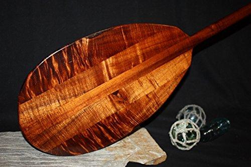 TikiMaster Premium Grade Hawaiian Koa Paddle 60 inch | #koa4048