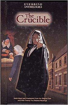 an analysis of arthur millers novel the crucible Not only did arthur miller take nearly the whole story of the salem witch hunt for  his famous play, the crucible (1953), from his having  evidence for this sexual  relationship in the witch hunt's examination records themselves.