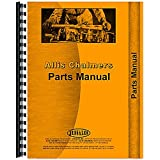 New Parts Manual For Allis Chalmers 6060 Tractors