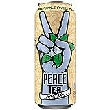 Peace Tea, Texas Style Sweet Tea, 23 Fluid Ounce (Pack Of 12)
