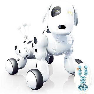 Xiuhu Animale Domestico Robot Cane Intelligente Microfono elettronico Bambino educazione precoce Puzzle Elettrico Giocattolo
