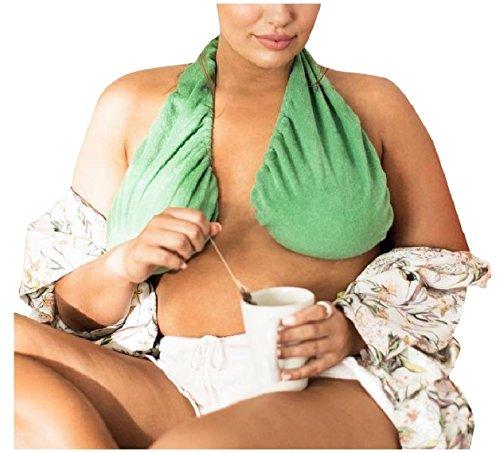 近々光沢無謀Tootess 女性のすべての色の柔らかい豪華なチューブブラホルターベストタンクトップ