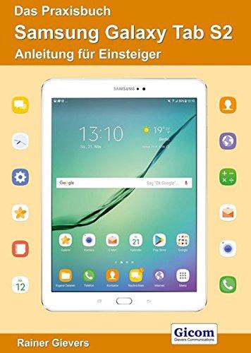 Price comparison product image Das Praxisbuch Samsung Galaxy Tab S2 - Anleitung für Einsteiger