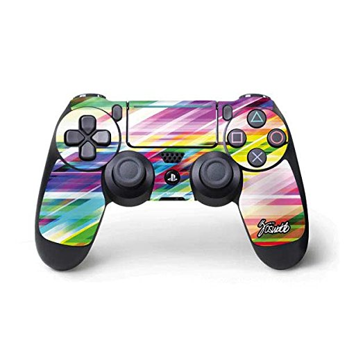 Spectrum Thin - Abstract Art PS4 Pro/Slim Controller Skin - Abstract Spectrum | Skinit Art Skin