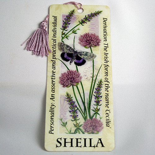 history-heraldry-sheila-bookmark-reading-personalized-placemarker-001890410-hh
