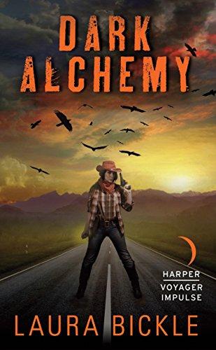 book cover of Dark Alchemy