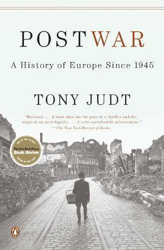 Postwar: A History of Europe Since 1945 by [Judt, Tony]