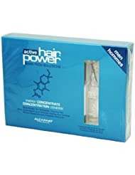 Alfaparf Milano Active Hair Power Energy Concentrate - Men 0.33 Fl Oz (Pack of 6)