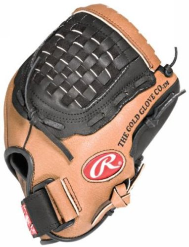 Rawlings PP105AP-0/3 Player Preferred Series Basket Web Pigskin Youth Left-Handed Throw Baseball Glove (10.5 - Inches) (Rawlings Renegade Series Basket Web)