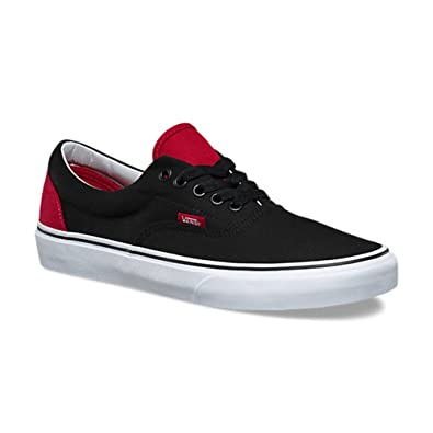 4646ee7b78 Image Unavailable. Image not available for. Color  Vans Era Pop Chilli  Pepper Black Size Mens 3.5 Womens 5