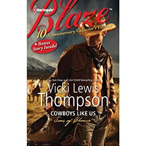 Cowboys Like Us Audiobook
