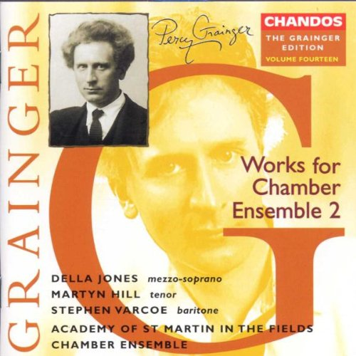 Grainger Edition, Vol. 14: Works for Chamber Ensemble 2 (Asmf Chamber Ensemble)