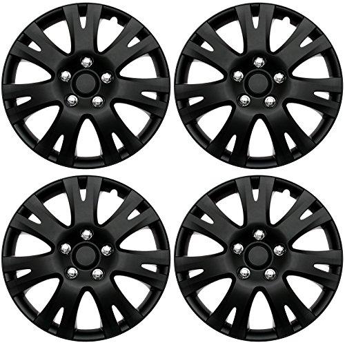 16 inch plastic hubcaps - 2