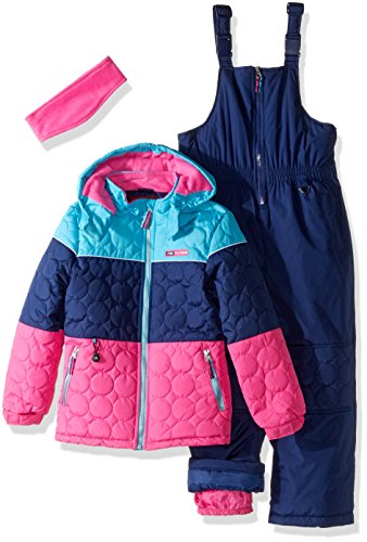 Quilted Snowsuit - 3