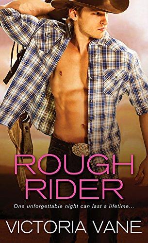Rough Rider (Hot Cowboy Nights Book 2)