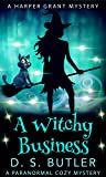 Bargain eBook - A Witchy Business