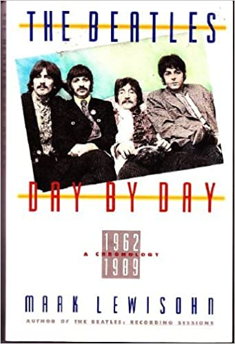 Bildresultat för The Beatles day by day by mark