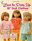 """Love to Dress Up 18"""" Doll Clothes of Lorine Mason on 04 October 2009"""
