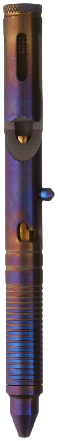 Boker Plus 09BO095 Tactical Titanium Flame Pen with 5 in., Bronze