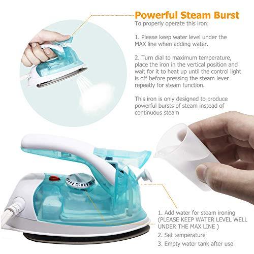 Buy travel steamer iron