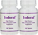 Product review for Optimox Iodoral 180 Tablets X 2