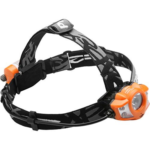 Princeton Tec Apex Pro LED Headlamp (350 Lumens, Orange)