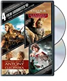 4 Film Favorites: Epic Adventures (Alexander: Director?s Cut, Antony & Cleopatra, Clash of the Titans, Troy)