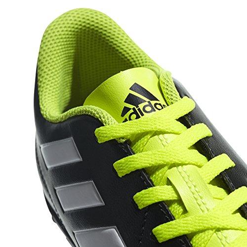 adidas Copaletto TF J, Zapatillas de Fútbol Unisex Niños Negro (Cblack/ftwwht/syello Cblack/ftwwht/syello)