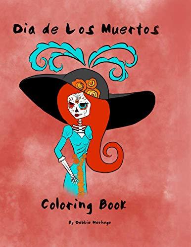 (Dia de Los Muertos Coloring)