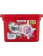 BREEZE Laundry Capsules Sakura Blossom 3-in-1 Power Laundry Capsules, 270 grams