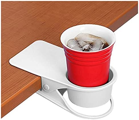 Amazon Com Supercope Drinking Cup Holder Clip Table Bottle Cup