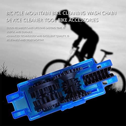 Mountain MTB Bike Cleaning Wash Brush Tool 1Pc Finish Line Bicycle Cycle Road