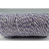1mm Coloured Bakers Twine x 100 Metre Rolls!! (Lilac)