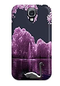 JessicaBMcrae Galaxy S4 Well-designed Hard Case Cover Artistic Protector