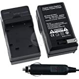 NP-45 NP-45A Battery Charger For Fuji FinePix Z33 Z33WP